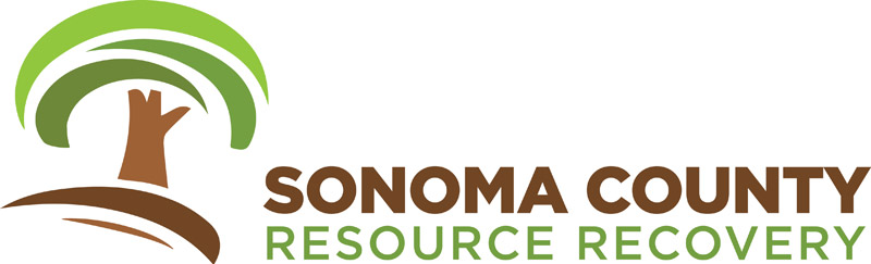 Sonoma County Resource Recovery Retina Logo